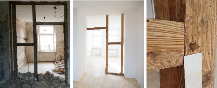 Halbtuch Architekten Wuppertal Bauen im Bestand Wohnungsbau